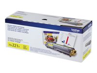 BROTHER TONER TN-221Y  PARA 1400 PAGiNAS YELLOW