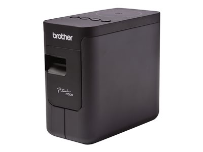 Brother P-Touch EDGE PT-P750WVP Label printer thermal transfer Roll (0.94 in)