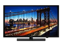 "Samsung HG32EE590FK - 32"" Class HE590 Series LED display - with TV tuner - hotel / hospitality - 720p 1366 x 768 - black"
