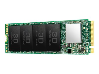 Transcend 110S - solid state drive - 1 TB - PCI Express 3.0 x4 (NVMe) -