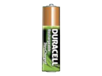 Duracell StayCharged DX2400 - Batterie 2 x AAA-Typ NiMH 800 mAh