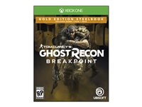 Tom ClancyFEETs Ghost Recon Breakpoint Gold SteelBook Edition Xbox One