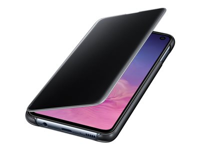 Samsung Clear View Cover Beskyttelsescover Sort