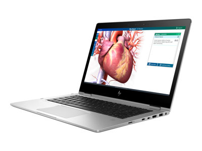 HP EliteBook x360 13.3' I5-7200U 8GB 256GB Graphics 620 Windows 10 Pro 64-bit