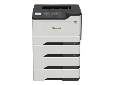 Lexmark MS521dn - printer - B/W - laser