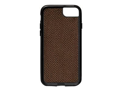 Sena Lugano Wallet Back cover for cell phone leather cognac for Apple iP