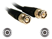 C2G 50ft 75 Ohm BNC Cable