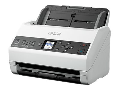 Epson DS-730N Document scanner Contact Image Sensor (CIS) Duplex Ledger  image