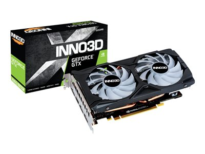 Inno3D GeForce GTX 1660 SUPER Twin X2 OC RGB 6GB GDDR6