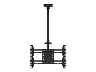 Public Ceilingmount Large Back to Back