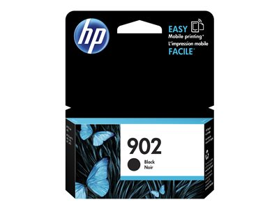 HP 902 Black original blister ink cartridge