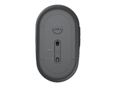 Dell MS5120W - Mouse - optical - 7 buttons - wireless - 2.4 GHz, Bluetooth 5.0 - titan gray - with 3 years Advanced Exchange Service - for Latitude 3320, 73XX; Precision Mobile Workstation 55XX; Vostro 13 5310, 14 5410, 55XX