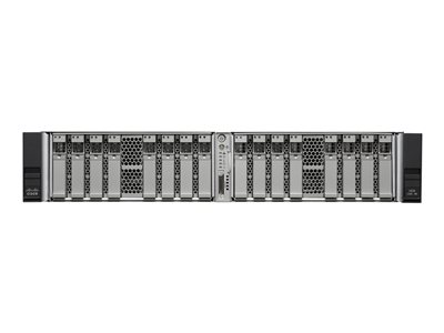 Cisco UCS C420 M3 High-Performance Rack Server - rack-mountable - no CPU -  0 MB