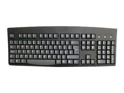 Image of Ceratech Accuratus 260 Euro - keyboard - black