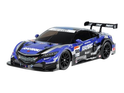 Electric R/C Car Series No.599 - Raybrig NSX Concept-GT (châssis TT-02)