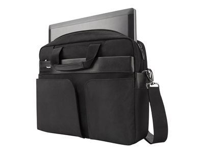Targus Lomax Ultra Thin Notebook carrying case 15.6INCH black