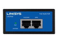 Linksys Business  High Power  Injector Strøminjektor Ekstern Sort Blå