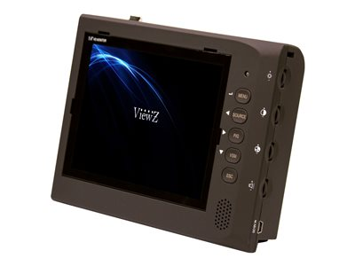 ViewZ SM Series VZ-56SM LCD display color 5.6INCH black