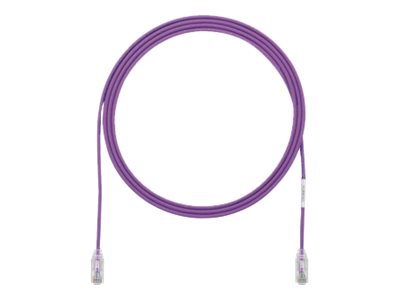 Panduit TX6-28 Category 6 Performance - patch cable - 2.5 m - violet