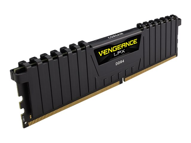 CORSAIR Vengeance LPX - DDR4 - 16 GB: 2 x 8 GB - DIMM 288-PIN - 2400 MHz / PC4-19200 - CL14