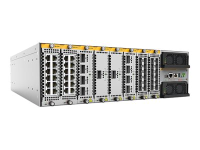 Allied Telesis SwitchBlade AT SBx908 - Gen 2 - switch - managed - rack-mountable