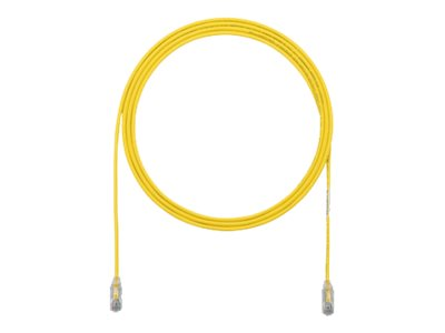 Panduit TX6-28 Category 6 Performance - patch cable - 2.44 m - yellow