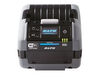 SATO PW2NX Label printer thermal paper Roll (2.3 in) 203 dpi up to 359.1 inch/min