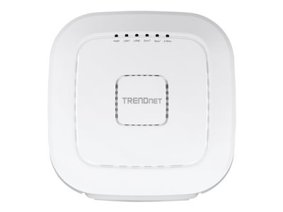 TRENDnet TEW 826DAP Wireless access point GigE Wi-Fi 2.4 GHz (1 band) / 5 GHz (2 bands)