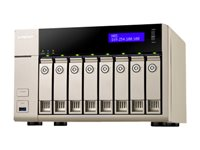 QNAP TVS-863 Turbo NAS NAS server 8 bays SATA 6Gb/s