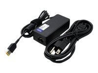 AddOn 65W 20V 3.25A Laptop Power Adapter for Lenovo