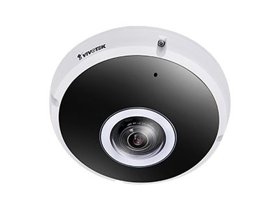 Vivotek S Series FE9391-EV Network surveillance camera dome vandal / weatherproof