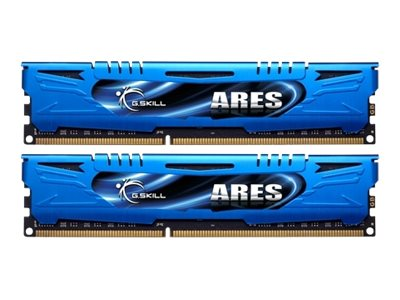 G.Skill ARES DDR3  16GB kit 2400MHz CL11