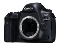 Canon EOS 5D Mark IV Digital camera SLR 30.4 MP Full Frame 4K / 30 fps body only