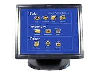 Planar PT1500MX LCD monitor 15INCH touchscreen 1024 x 768 200 cd/m² 500:1 8 ms VGA