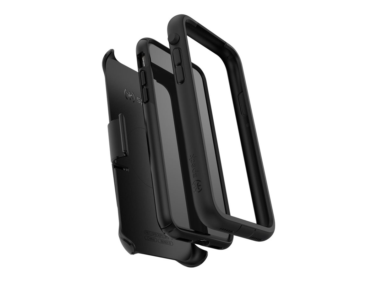 Speck Presidio Ultra iPhone X - back cover for cell phone