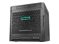 HPE ProLiant MicroServer Gen10 Solution - Servidor - microtorre ultra