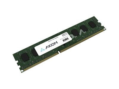 Axiom - DDR3 - module - 2 GB - DIMM 240-pin - unbuffered