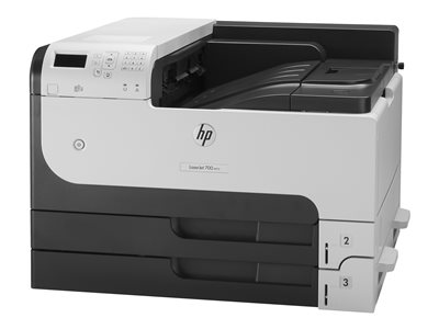 HP LaserJet Enterprise 700 Printer M712dn Printer B/W Duplex laser A3/Ledger 1200 dpi