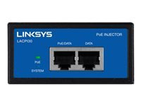 Picture of Linksys Business Gigabit High Power PoE Injector - PoE injector - 30 Watt (LACPI30-UK)