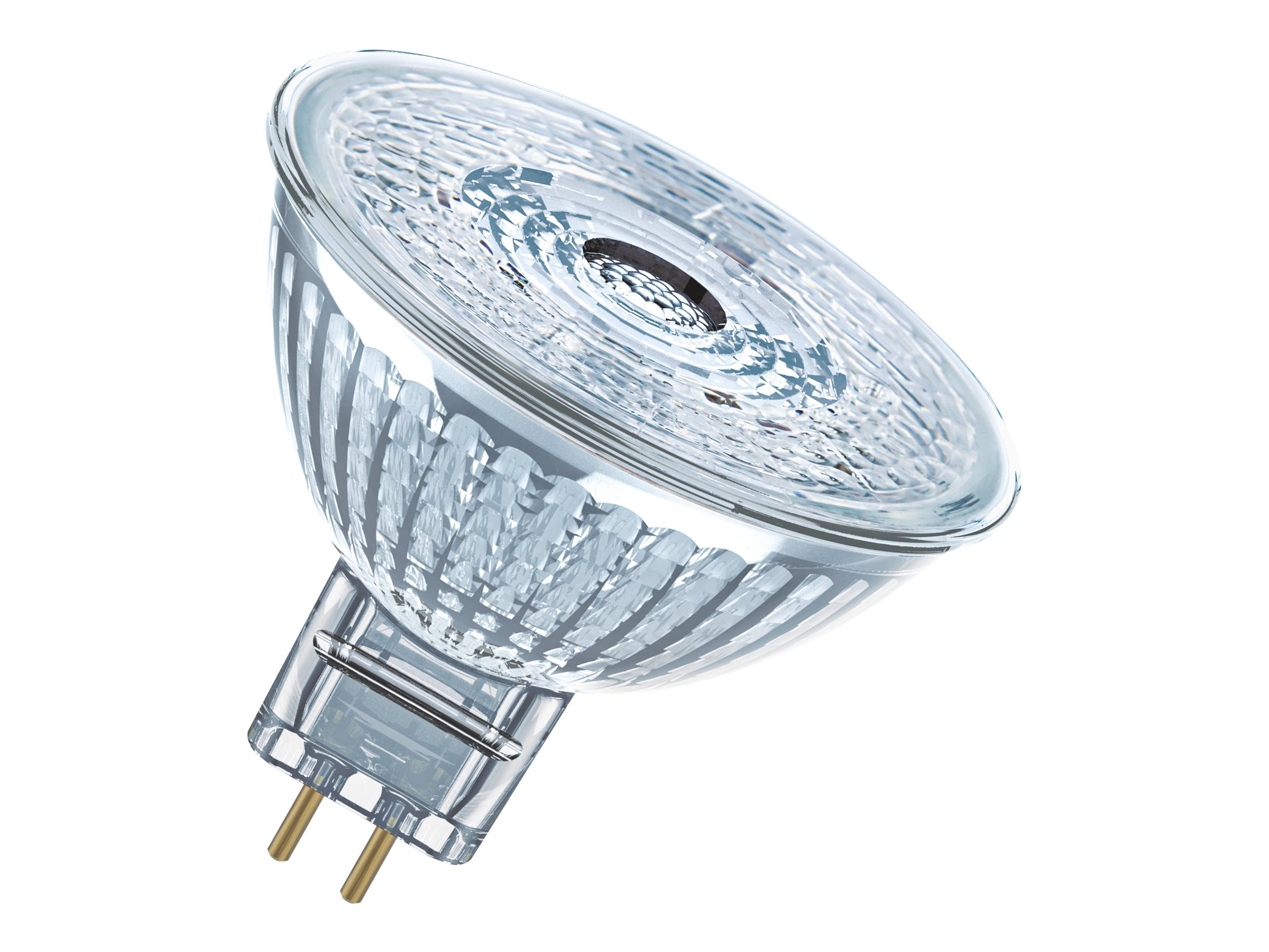 OSRAM PARATHOM advanced - LED-Reflektorlampe - Form: MR16 - GU5.3 - 3 W (Entsprechung 20 W) - Klasse A+