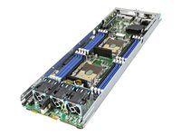 Intel Compute Module HNS2600BPB24R Server blade 2-way RAM 0 GB no HDD GigE, 10 GigE