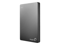 Seagate Backup Plus STDR1000201 - Hard drive - 1 TB - external (portable) - USB 3.0 - silver