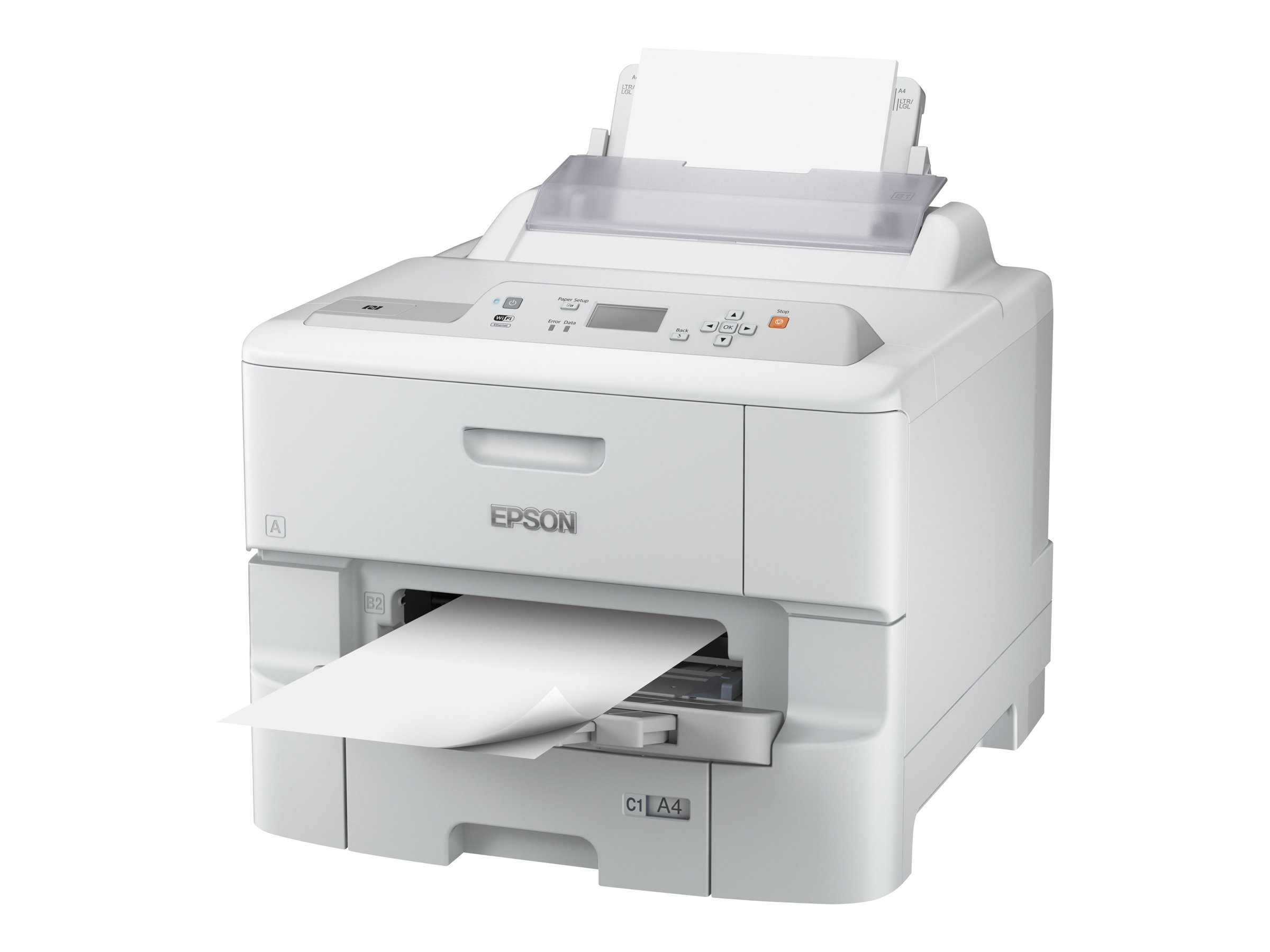 Epson WorkForce Pro WF-6090DW - Drucker - Farbe - Duplex - Tintenstrahl - A4/Legal