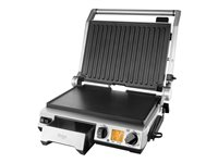 Sage SGR840BSS4EEU1 the Smart Grill Pro - Grill / grille-sandwich
