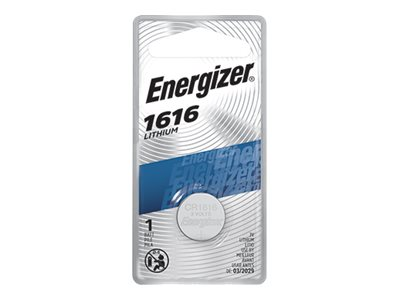 Energizer ECR 1616 battery x CR1616 - Li