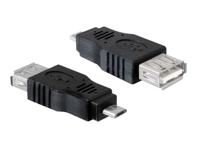 DeLOCK USB 2.0 On-The-Go USB-adapter