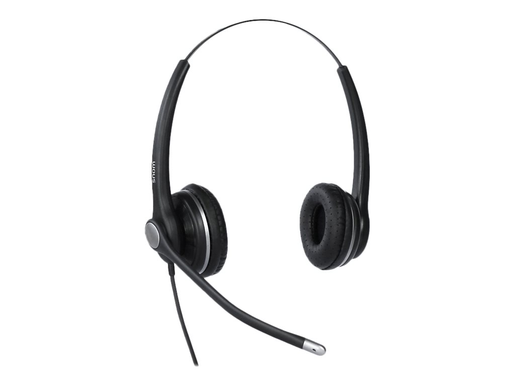 snom A100D - Headset - On-Ear - kabelgebunden