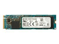HP Z Turbo Drive Quad Pro - Solid state drive - 512 GB - internal - M.2 - promo - for Workstation Z4 G4, Z6 G4, Z8 G4