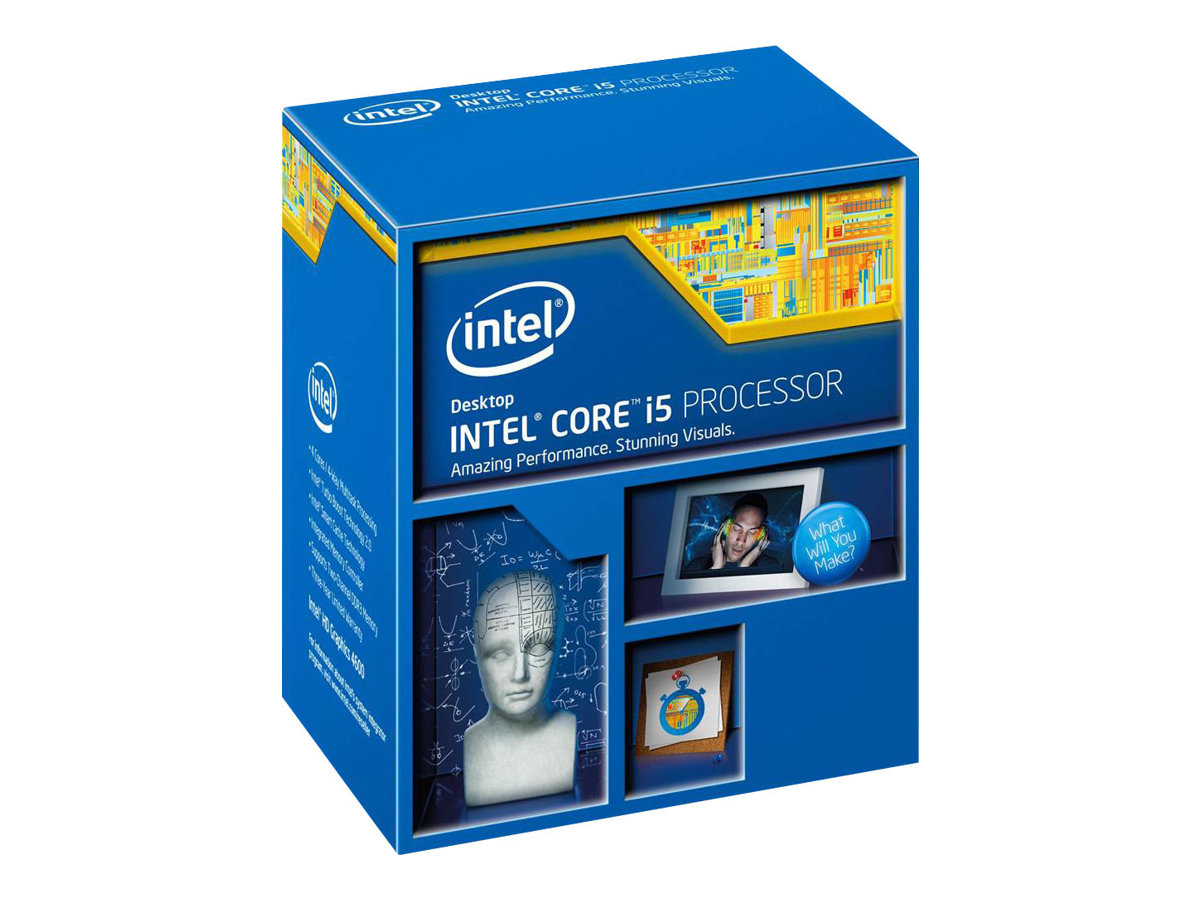 Intel Core i5 4570T - 2.9 GHz - 2 Kerne - 4 Threads - 4 MB Cache-Speicher - LGA1150 Socket