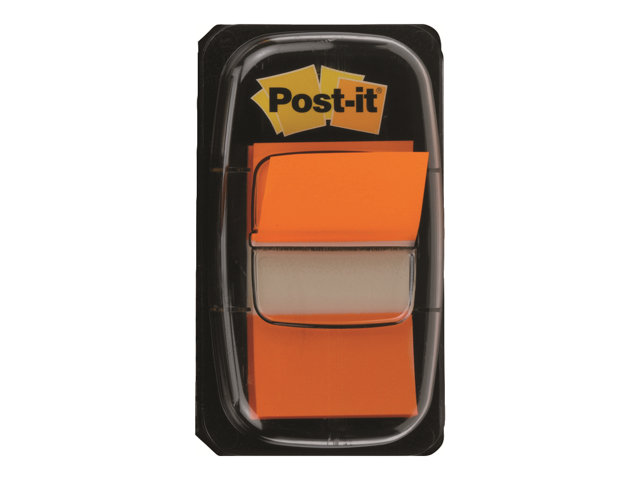 Image of Post-it 680-4 - index flags with dispenser